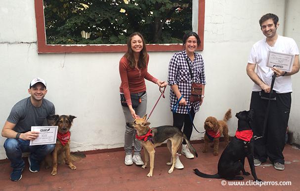 Escuela para adiestradores caninos